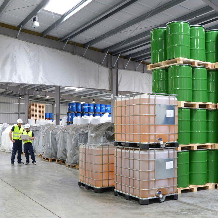 Dangerous Goods Warehousing and Storage