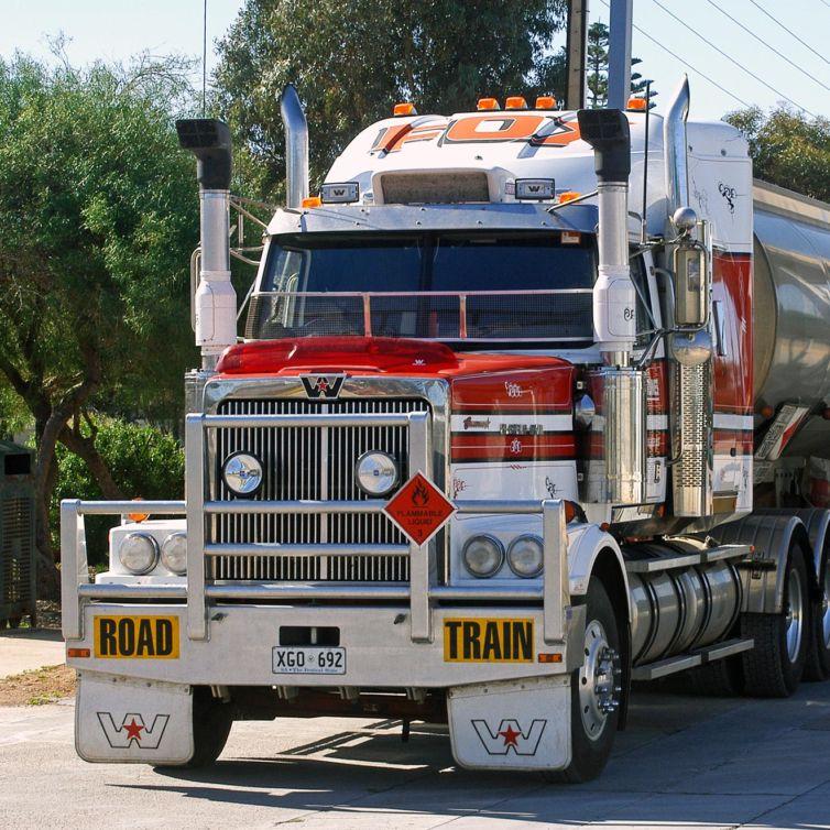 Bulk Dangerous Goods Trucking Service