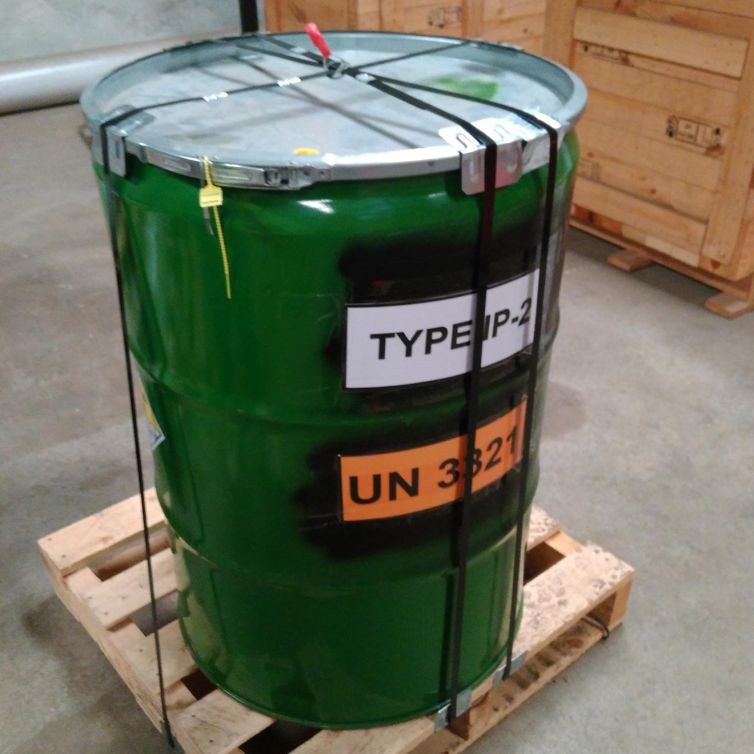 Radioactive Storage