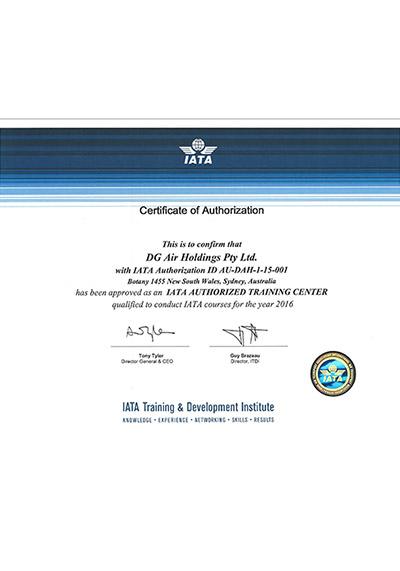 IATA Training School